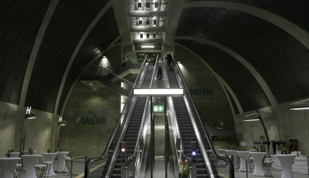 Fermata della metropolitana Cattedrale di Colonia