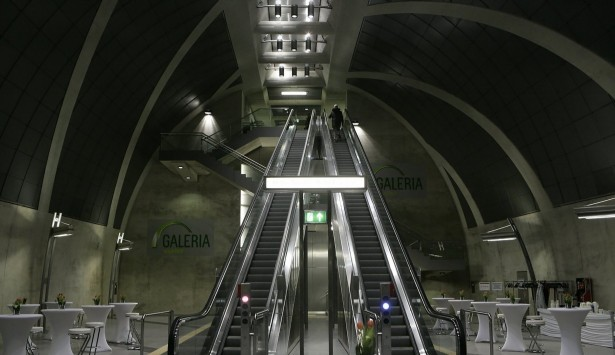 U-Bahn Kathedrale Keulen