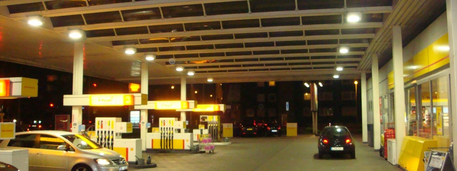 Project Shell Gasstation