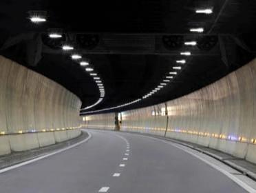 Tunnel- / metro verlichting